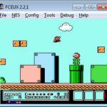 FCEUX Screenshot 1