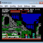 FCEUX Screenshot 4