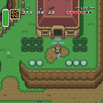 ZSNES Screenshot 1