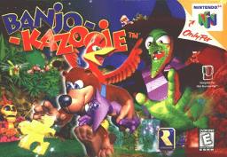 Banjo-Kazooie Thumbnail