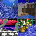 Hizoka10's Super Mario 64 Texture Pack Screenshot 1