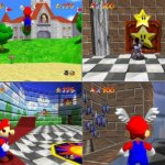 Hizoka10's Super Mario 64 Texture Pack Screenshot 3