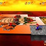 Kamran's Super Mario 64 Retexture Screenshot 2