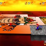 Kamran's Super Mario 64 Retexture Screenshot 3