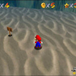 Kamran's Super Mario 64 Retexture Screenshot 5
