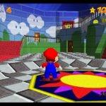 Mollymutt's Super Mario 64 Retexture Screenshot 2