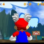 Mollymutt's Super Mario 64 Retexture Screenshot 3