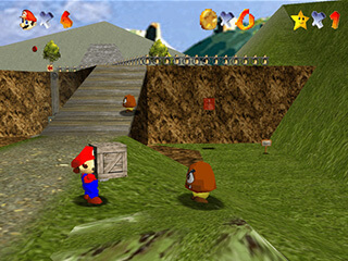 Nintemod Super Mario 64 Texture Pack