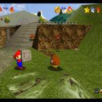 Nintemod Super Mario 64 Texture Pack Screenshot 1
