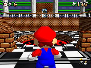RiSio's Retro Super Mario 64 retexture