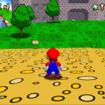 RiSio's Retro Super Mario 64 retexture Screenshot 2