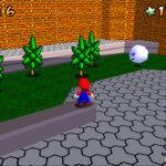 RiSio's Retro Super Mario 64 retexture Screenshot 3
