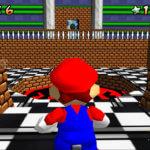 RiSio's Retro Super Mario 64 retexture Screenshot 4