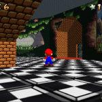 RiSio's Retro Super Mario 64 retexture Screenshot 5