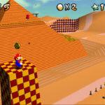 RiSio's Retro Super Mario 64 retexture Screenshot 7