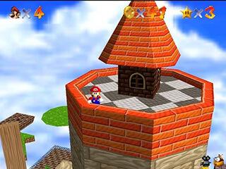 Mode7's Super Mario 64 Texture Pack