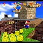 Mode7's Super Mario 64 Texture Pack Screenshot 4
