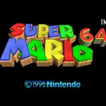 Super Mario 64 Screenshot 1