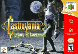 Castlevania Legacy of Darkness Thumbnail