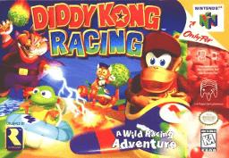 Diddy Kong Racing Thumbnail