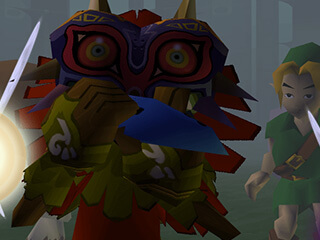 Djipis Cel Shade 2011 Majoras Mask Texture Pack