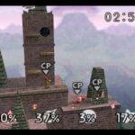 Gecko Lees Super Smash Bros Retexture Screenshot 2