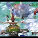 Gecko Lees Super Smash Bros Retexture Screenshot 5