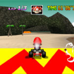 Kerber2k's Mario Kart 64 Texture Pack Screenshot 1