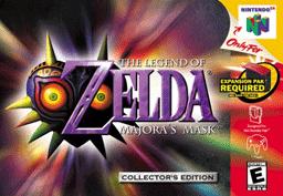 The Legend Of Zelda – Majoras Mask