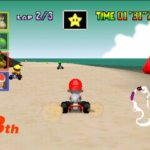 Mario Kart 64 Screenshot 1