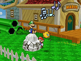 Mollymutts and Co Paper Mario texture pack
