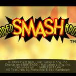 Pietschie and Bad Randolphs Smash Bros HD Screenshot 1
