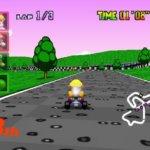 RiSiO Raceway Mario Kart 64 Texture Pack Screenshot 1
