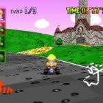 RiSiO Raceway Mario Kart 64 Texture Pack Screenshot 3