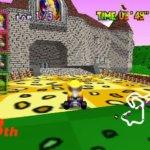 RiSiO Raceway Mario Kart 64 Texture Pack Screenshot 4