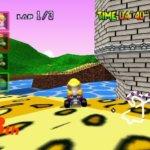 RiSiO Raceway Mario Kart 64 Texture Pack Screenshot 6