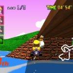 RiSiO Raceway Mario Kart 64 Texture Pack Screenshot 7