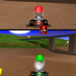 ambar, pdk, lepascals Mario Kart 64 Texture Pack