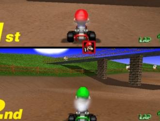 ambar, pdk, lepascals Mario Kart 64 Texture Pack Thumbnail