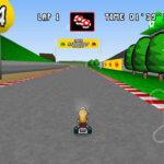 BFrancois Mario Kart 64 Screenshot 1