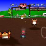 BFrancois Mario Kart 64 Screenshot 2