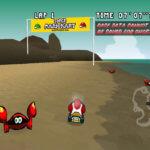 BFrancois Mario Kart 64 Screenshot 3