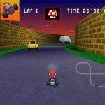 BFrancois Mario Kart 64 Screenshot 4