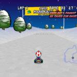 BFrancois Mario Kart 64 Screenshot 5