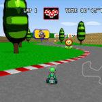 BFrancois Mario Kart 64 Screenshot 6