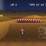 BFrancois Mario Kart 64 Screenshot 7