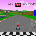 BFrancois Mario Kart 64 Screenshot 8