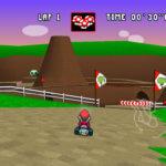 BFrancois Mario Kart 64 Screenshot 10