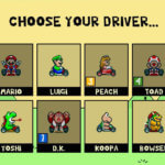 BFrancois Mario Kart 64 Screenshot 12