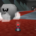 BFrancois Mario Kart 64
